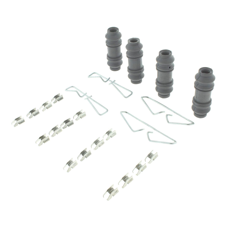 CENTRIC PARTS - Centric Premium Disc Brake Hardware Kits (Front) - CEC 117.58001