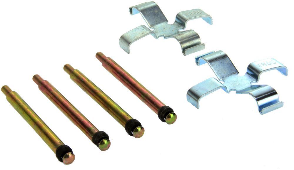 CENTRIC PARTS - Centric Premium Disc Brake Hardware Kits (Rear) - CEC 117.62041