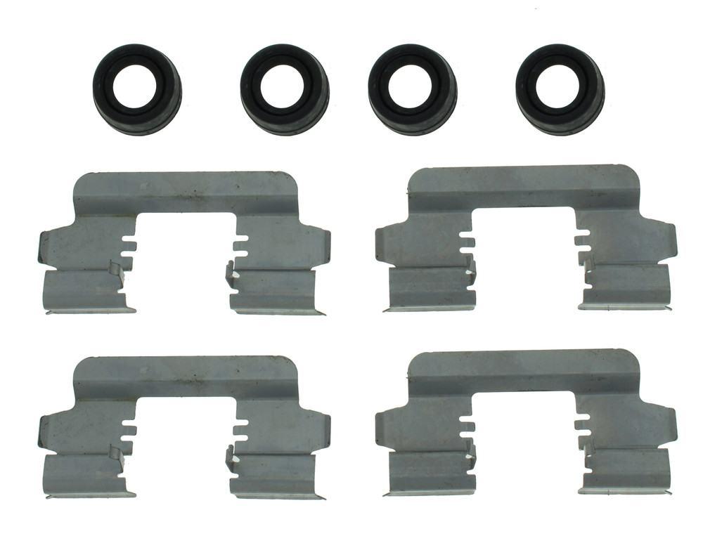 CENTRIC PARTS - Disc Brake Hardware (Rear) - CEC 117.62068