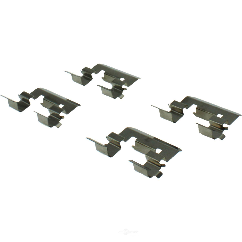 CENTRIC PARTS - Disc Brake Hardware (Rear) - CEC 117.62078