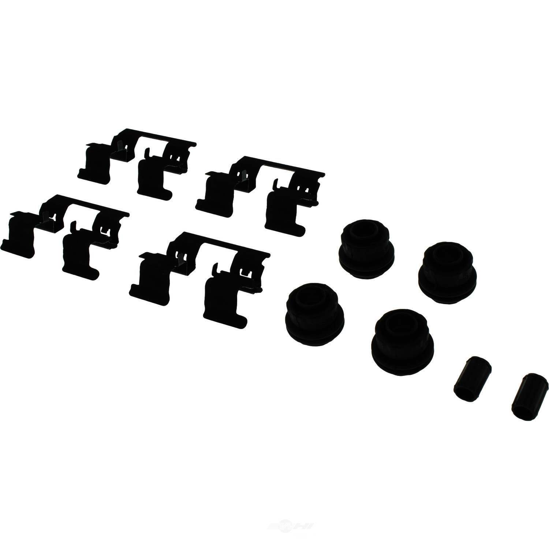 CENTRIC PARTS - Disc Brake Hardware (Rear) - CEC 117.62083