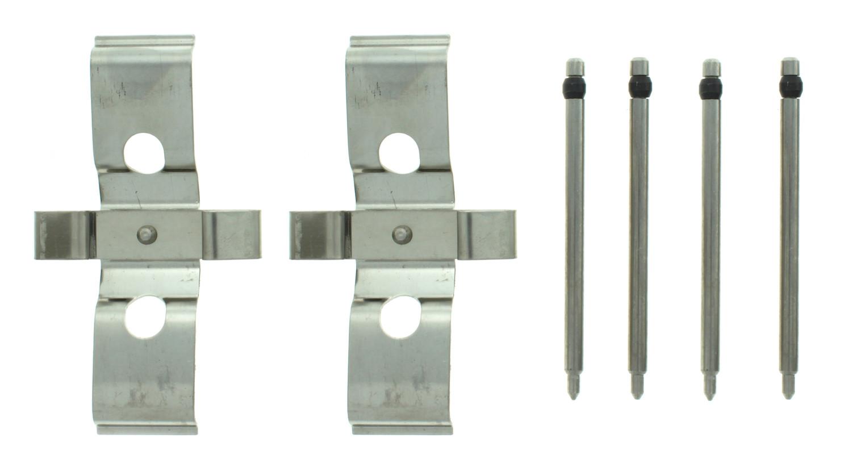 CENTRIC PARTS - Disc Brake Hardware (Rear) - CEC 117.63022