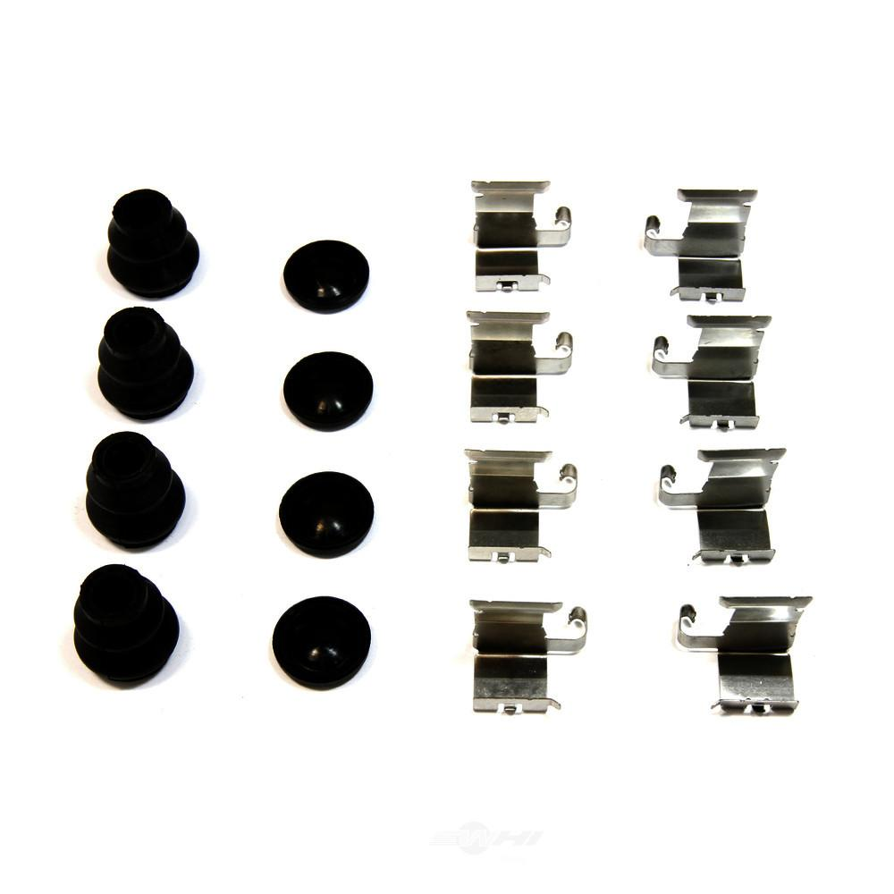 CENTRIC PARTS - Disc Brake Hardware (Rear) - CEC 117.65041