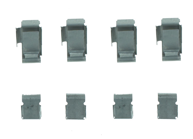 CENTRIC PARTS - Disc Brake Hardware (Rear) - CEC 117.91011
