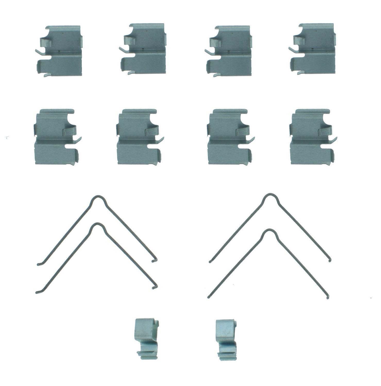 CENTRIC PARTS - Disc Brake Hardware (Front) - CEC 117.91019