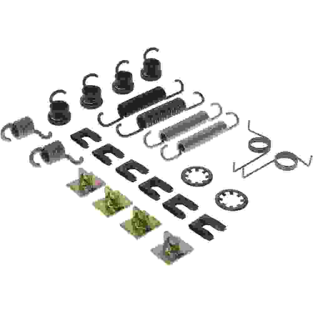 CENTRIC PARTS - Centric Premium Drum Brake Hardware Kits - CEC 118.11004