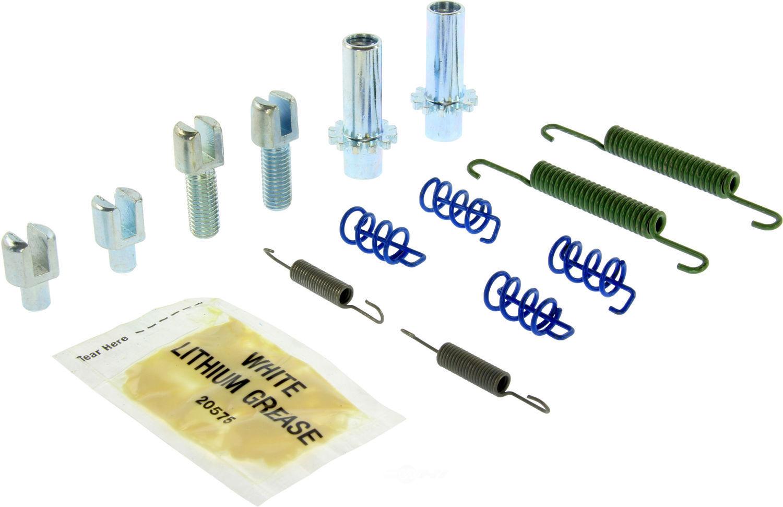 CENTRIC PARTS - Drum Brake Hardware (Rear) - CEC 118.39002