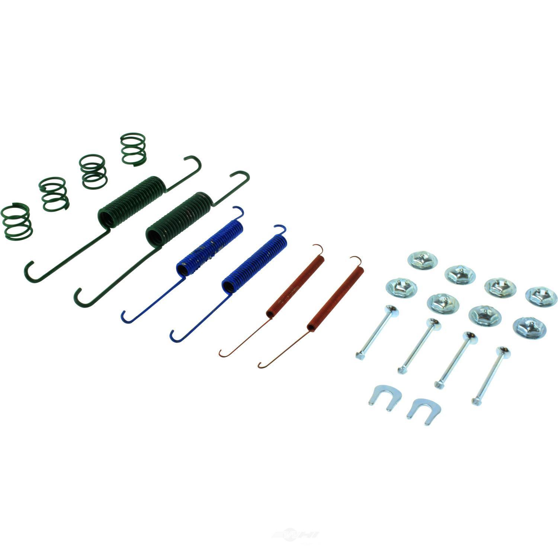 CENTRIC PARTS - Centric Premium Drum Brake Hardware Kits (Rear) - CEC 118.43006