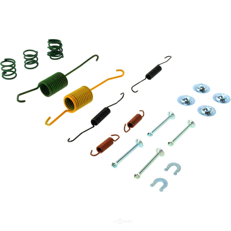 CENTRIC PARTS - Centric Premium Drum Brake Hardware Kits - CEC 118.44022