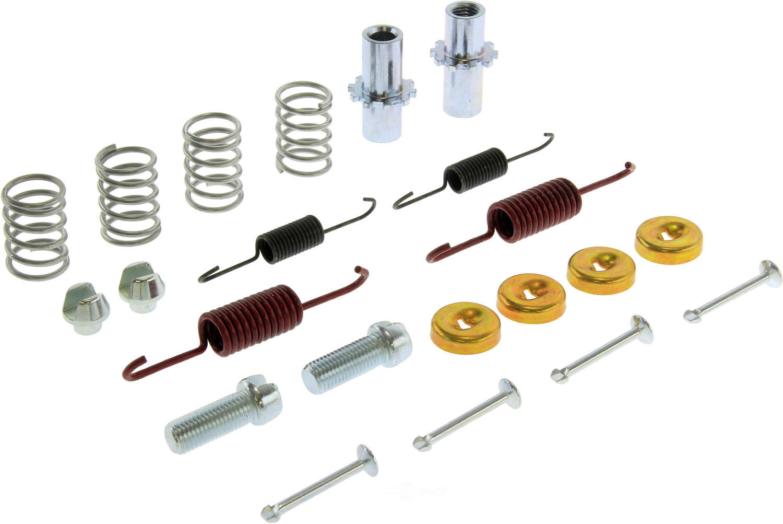 CENTRIC PARTS - Drum Brake Hardware - CEC 118.44030