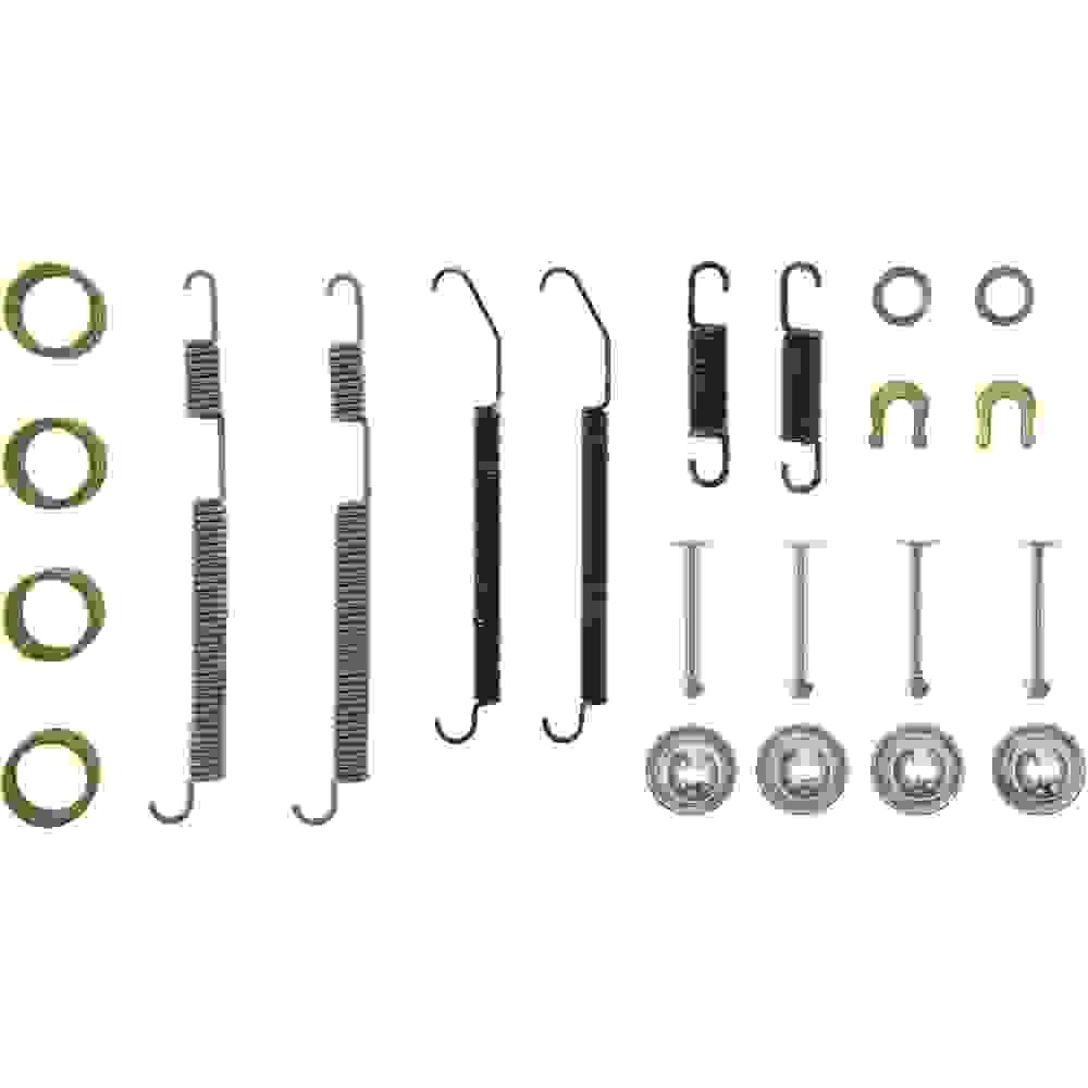 CENTRIC PARTS - Centric Premium Drum Brake Hardware Kits - CEC 118.46005