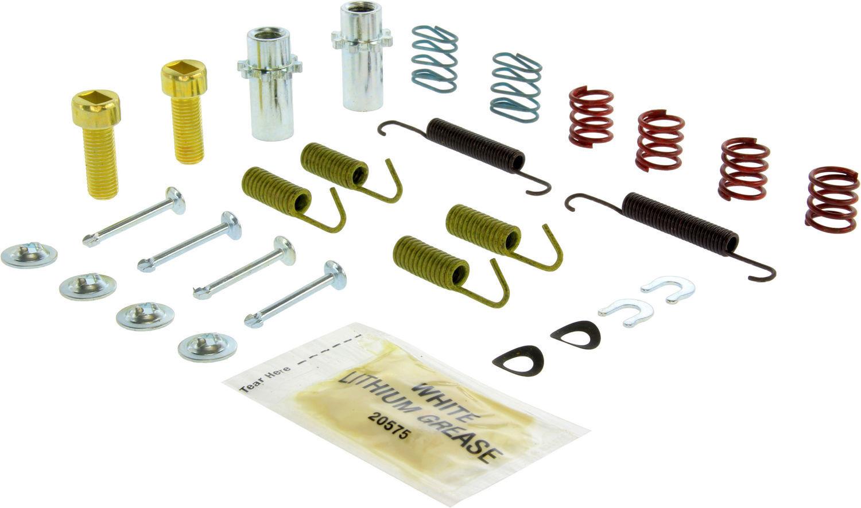 CENTRIC PARTS - Drum Brake Hardware (Rear) - CEC 118.46018