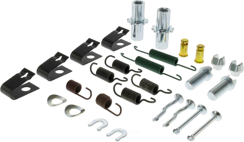CENTRIC PARTS - Drum Brake Hardware (Rear) - CEC 118.47008