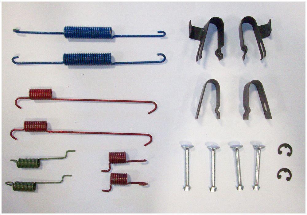 CENTRIC PARTS - Drum Brake Hardware (Rear) - CEC 118.48005