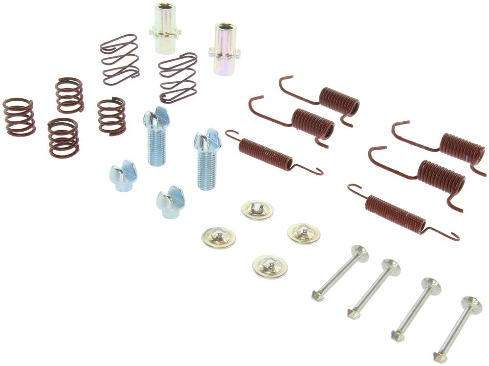 CENTRIC PARTS - Drum Brake Hardware (Rear) - CEC 118.50013