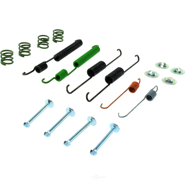 CENTRIC PARTS - Centric Premium Drum Brake Hardware Kits - CEC 118.51004