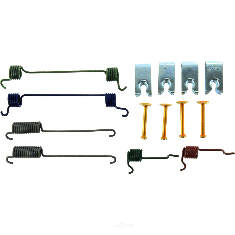 CENTRIC PARTS - Drum Brake Hardware (Rear) - CEC 118.61028