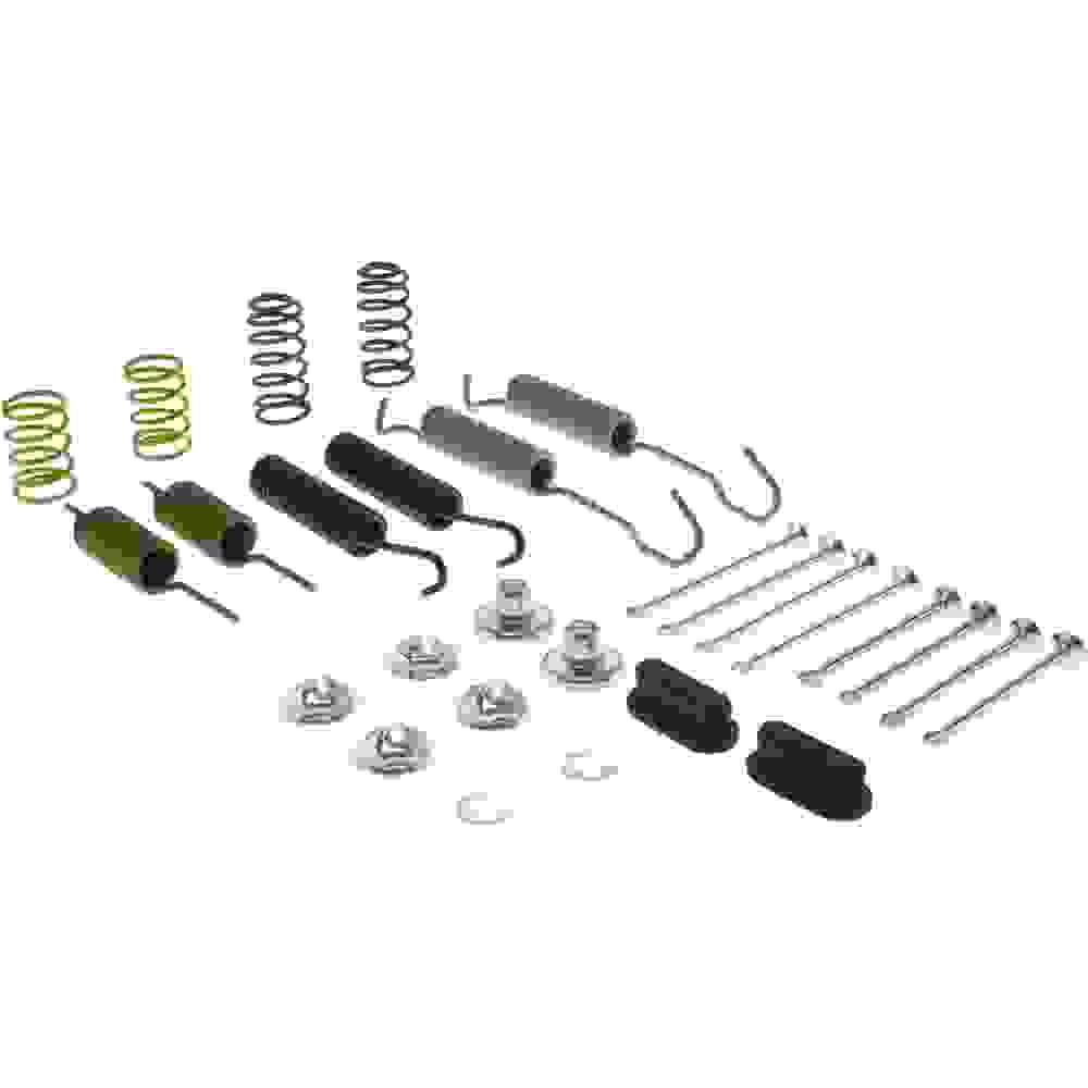 CENTRIC PARTS - Drum Brake Hardware (Rear) - CEC 118.62007