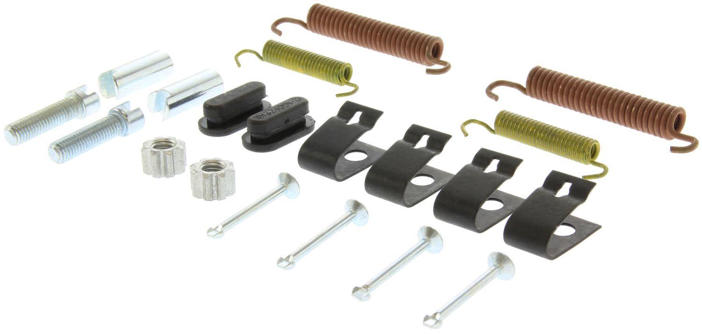 CENTRIC PARTS - Drum Brake Hardware (Rear) - CEC 118.63020