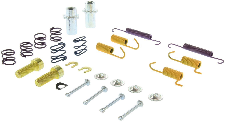 CENTRIC PARTS - Drum Brake Hardware (Rear) - CEC 118.63023