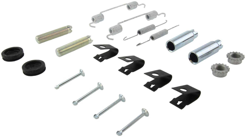 CENTRIC PARTS - Parking Brake Hardware Kit (Rear) - CEC 118.65007