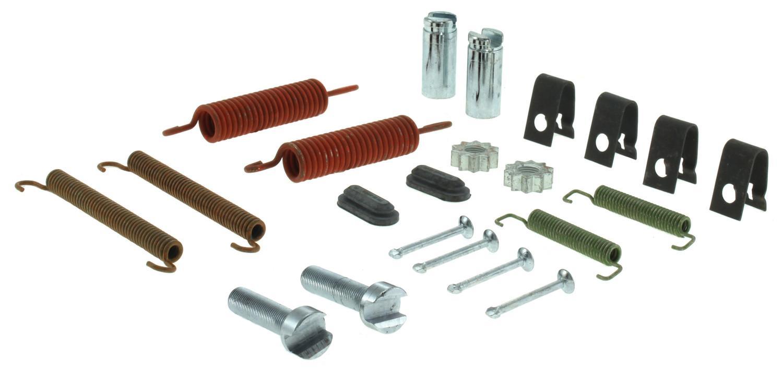 CENTRIC PARTS - Drum Brake Hardware (Rear) - CEC 118.65010
