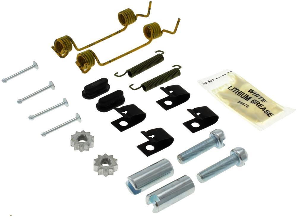 CENTRIC PARTS - Drum Brake Hardware (Rear) - CEC 118.65015