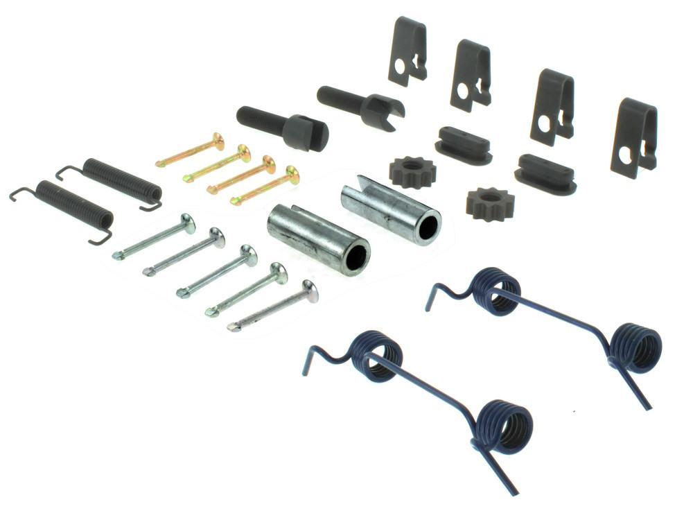 CENTRIC PARTS - Parking Brake Cable - CEC 118.66007