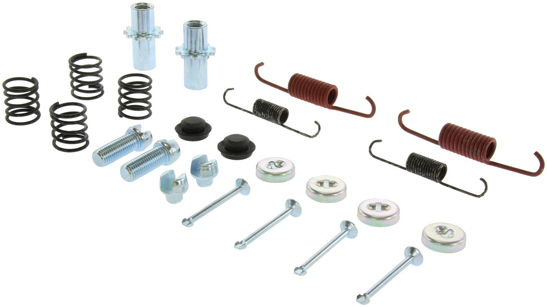 CENTRIC PARTS - Drum Brake Hardware (Rear) - CEC 118.69001