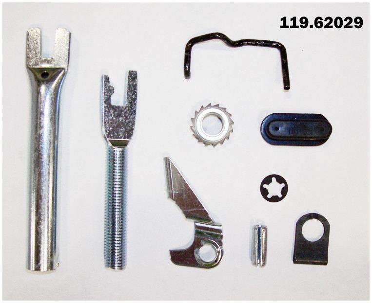 CENTRIC PARTS - Centric Brake Shoe Adjuster Kits (Rear Left) - CEC 119.62029
