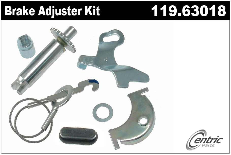 CENTRIC PARTS - Centric Brake Shoe Adjuster Kits (Front Right) - CEC 119.63018