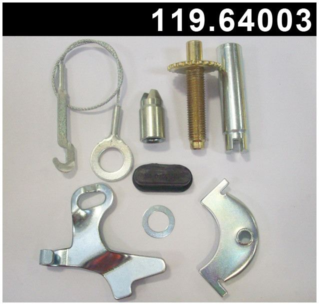 CENTRIC PARTS - Drum Brake Adjusting Spring Kit - CEC 119.64003