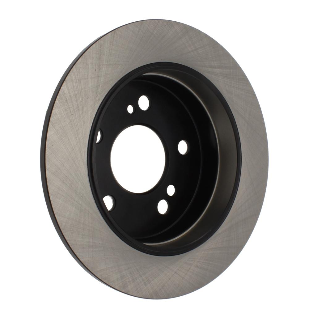 CENTRIC PARTS - Premium Disc - Preferred (Rear) - CEC 120.35014