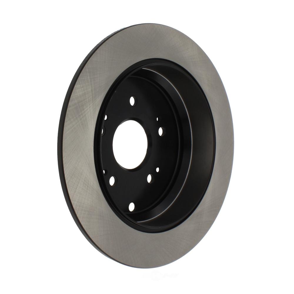 CENTRIC PARTS - Premium Disc - Preferred (Rear) - CEC 120.40063