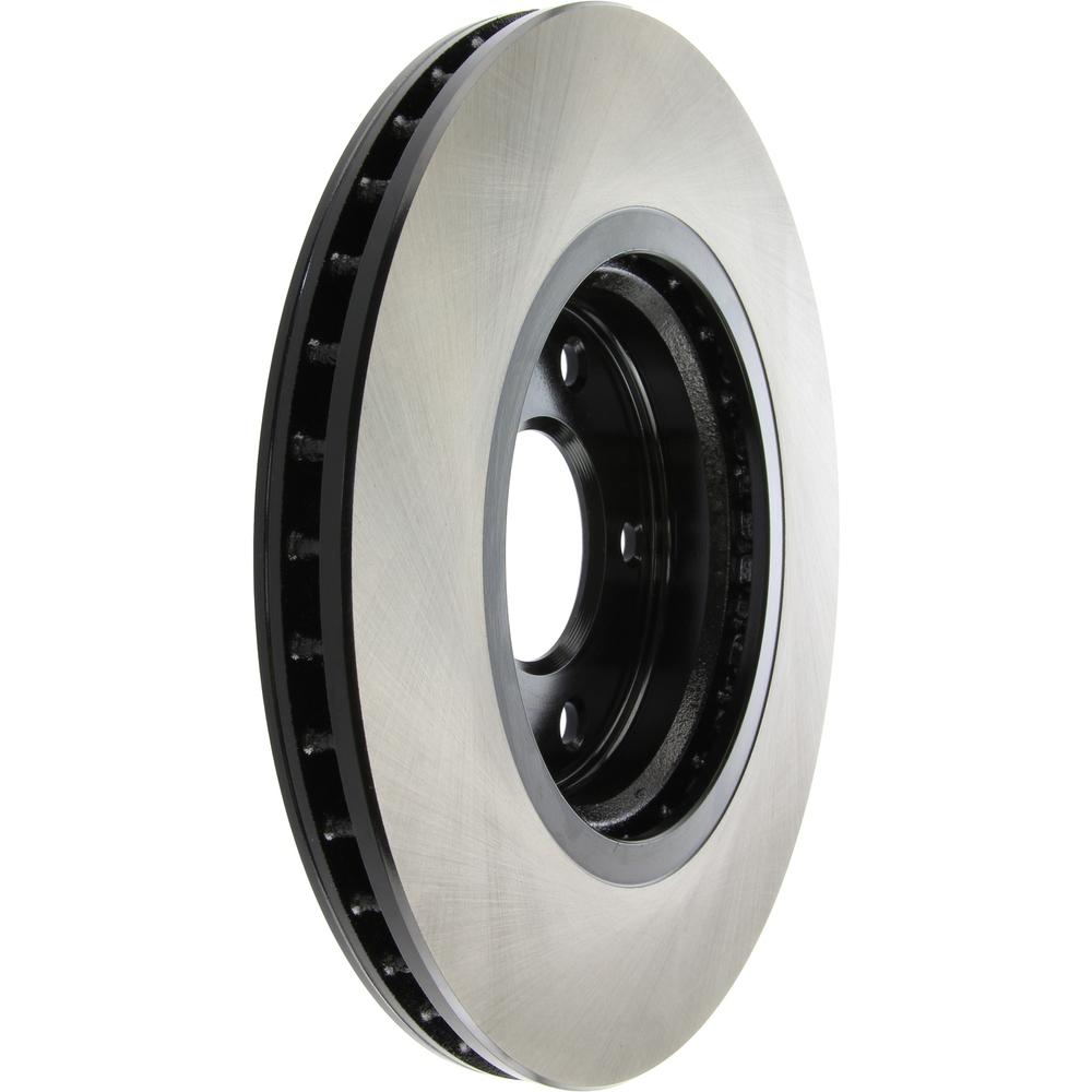 CENTRIC PARTS - Centric Premium Disc Brake Rotors - CEC 120.42126