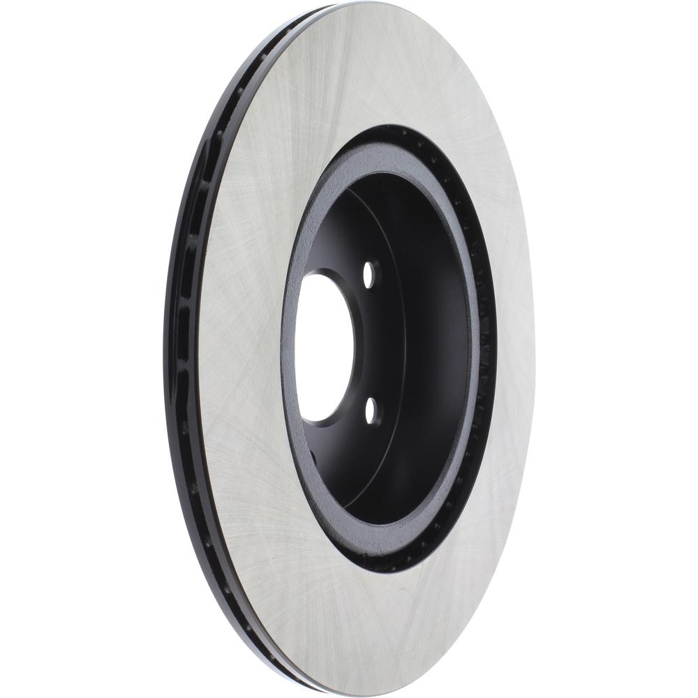 CENTRIC PARTS - Centric Premium Disc Brake Rotors (Rear) - CEC 120.42131