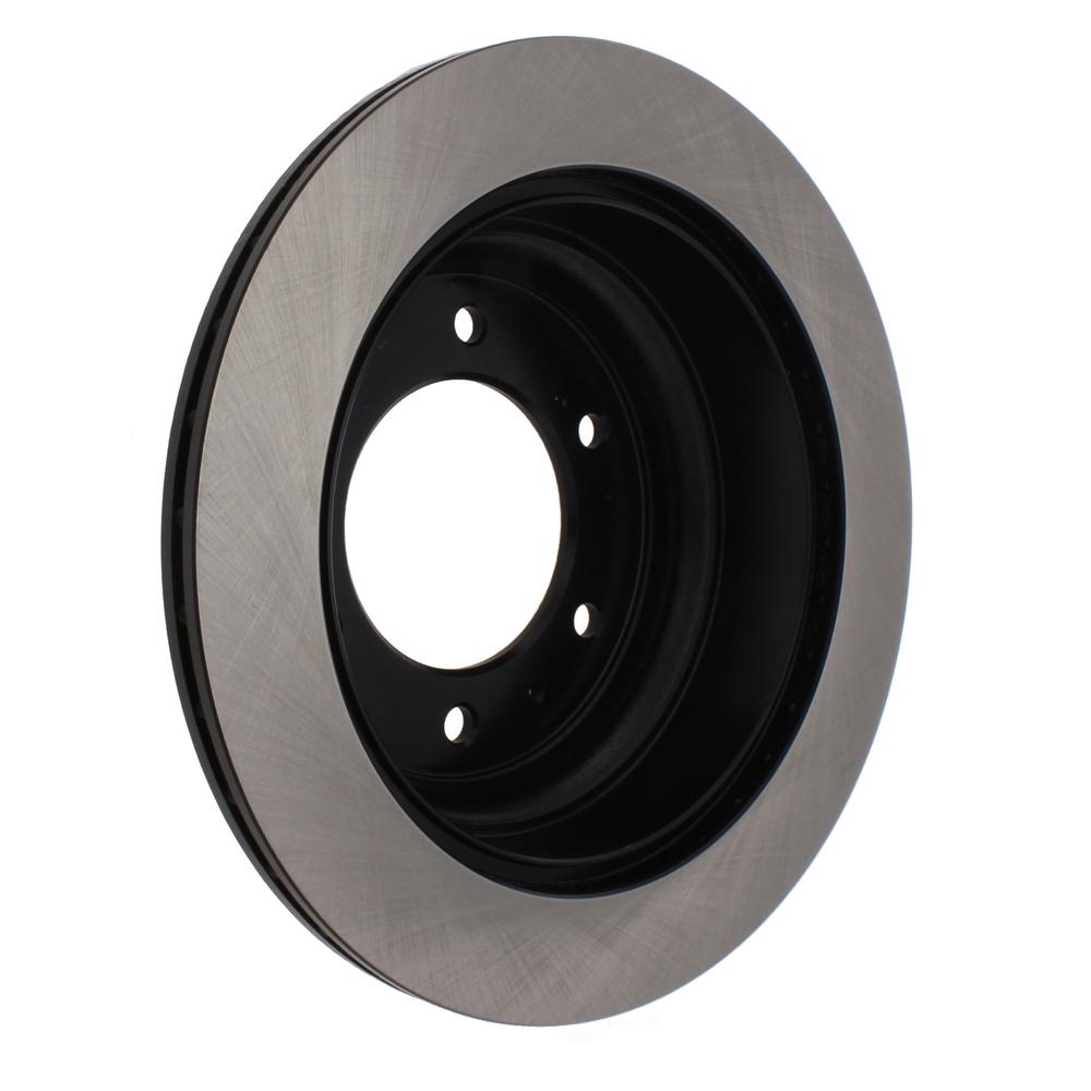 CENTRIC PARTS - Centric Premium Disc Brake Rotors (Rear) - CEC 120.43015
