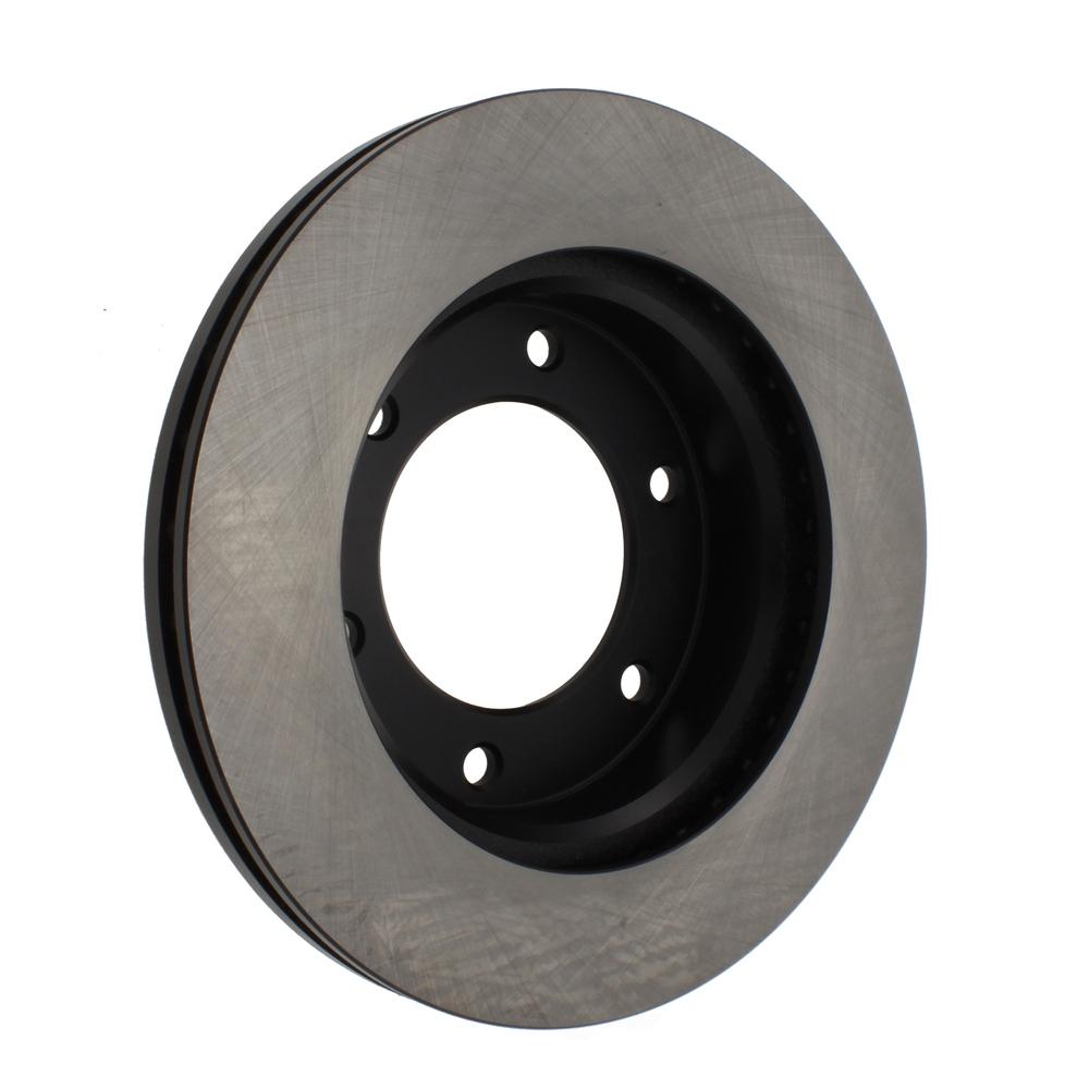 CENTRIC PARTS - Centric Premium Disc Brake Rotors - CEC 120.43018