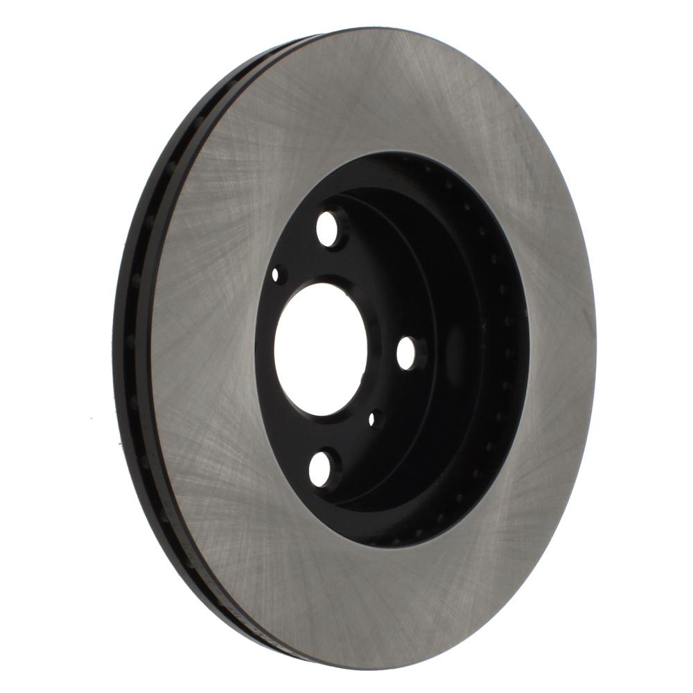 CENTRIC PARTS - Centric Premium Disc Brake Rotors - CEC 120.44092