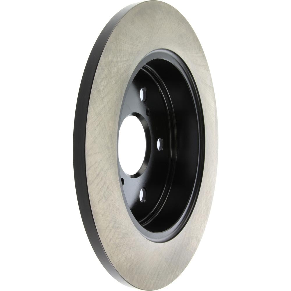 CENTRIC PARTS - Premium Disc - Preferred (Rear) - CEC 120.44195