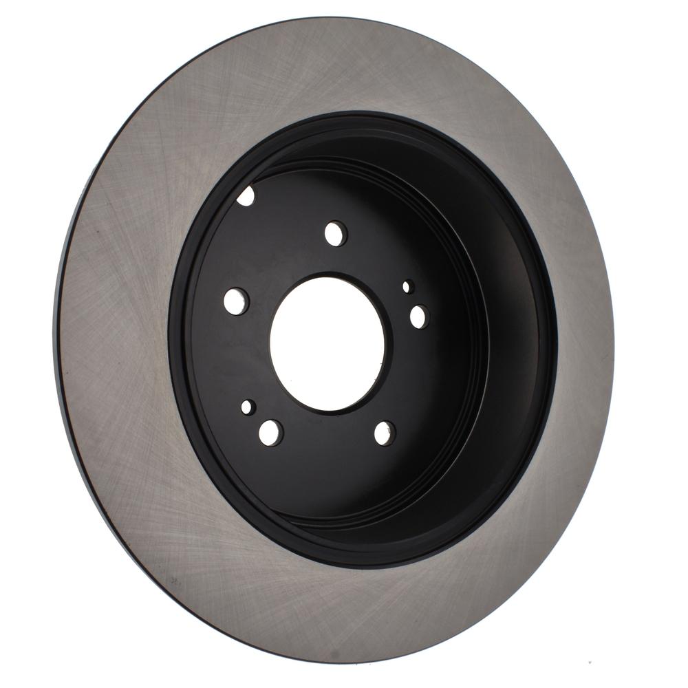 CENTRIC PARTS - Centric Premium Disc Brake Rotors (Rear) - CEC 120.46067