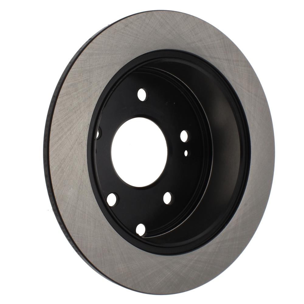 CENTRIC PARTS - Centric Premium Disc Brake Rotors (Rear) - CEC 120.46069