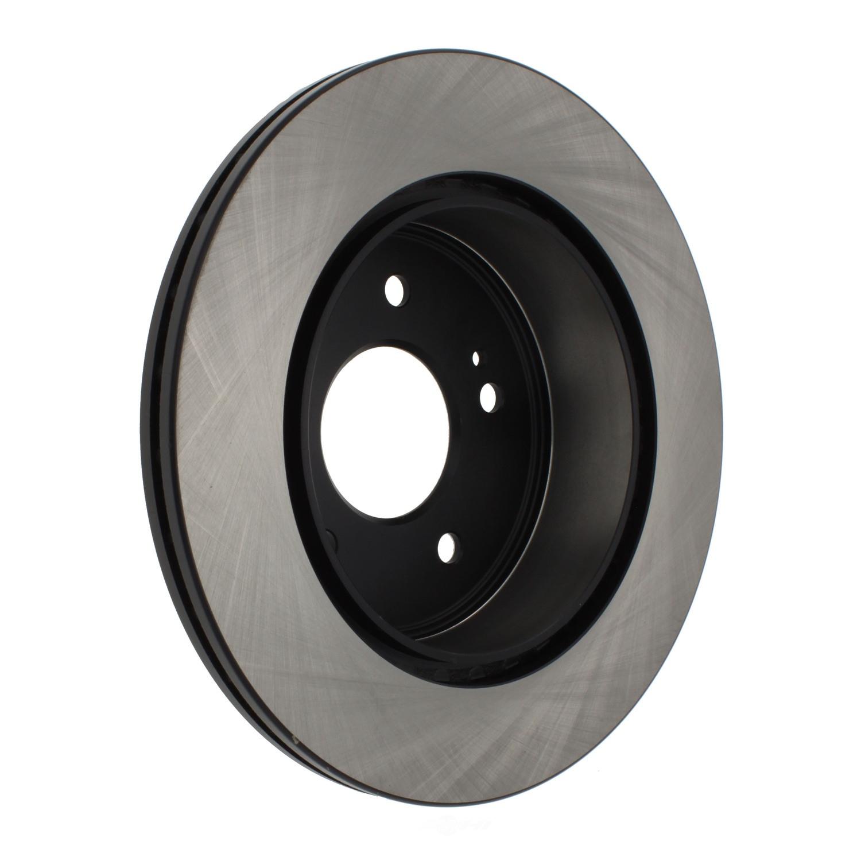 CENTRIC PARTS - Centric Premium Disc Brake Rotors (Rear) - CEC 120.46072