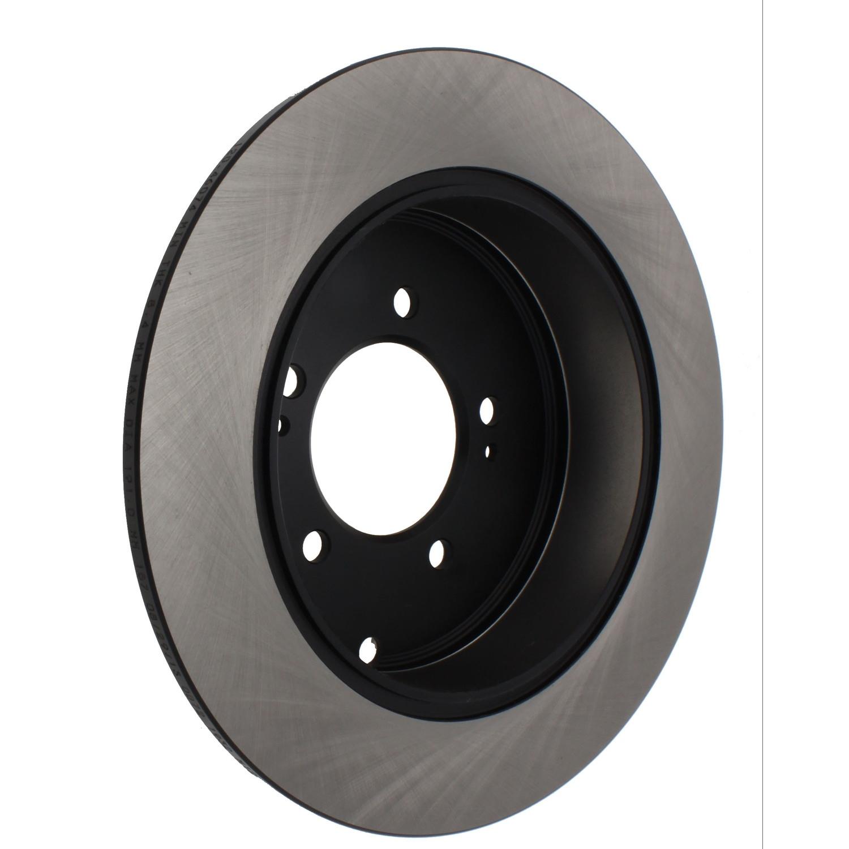 CENTRIC PARTS - Premium Disc - Preferred (Rear) - CEC 120.46074