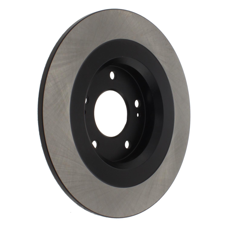 CENTRIC PARTS - Premium Disc - Preferred (Rear) - CEC 120.46077