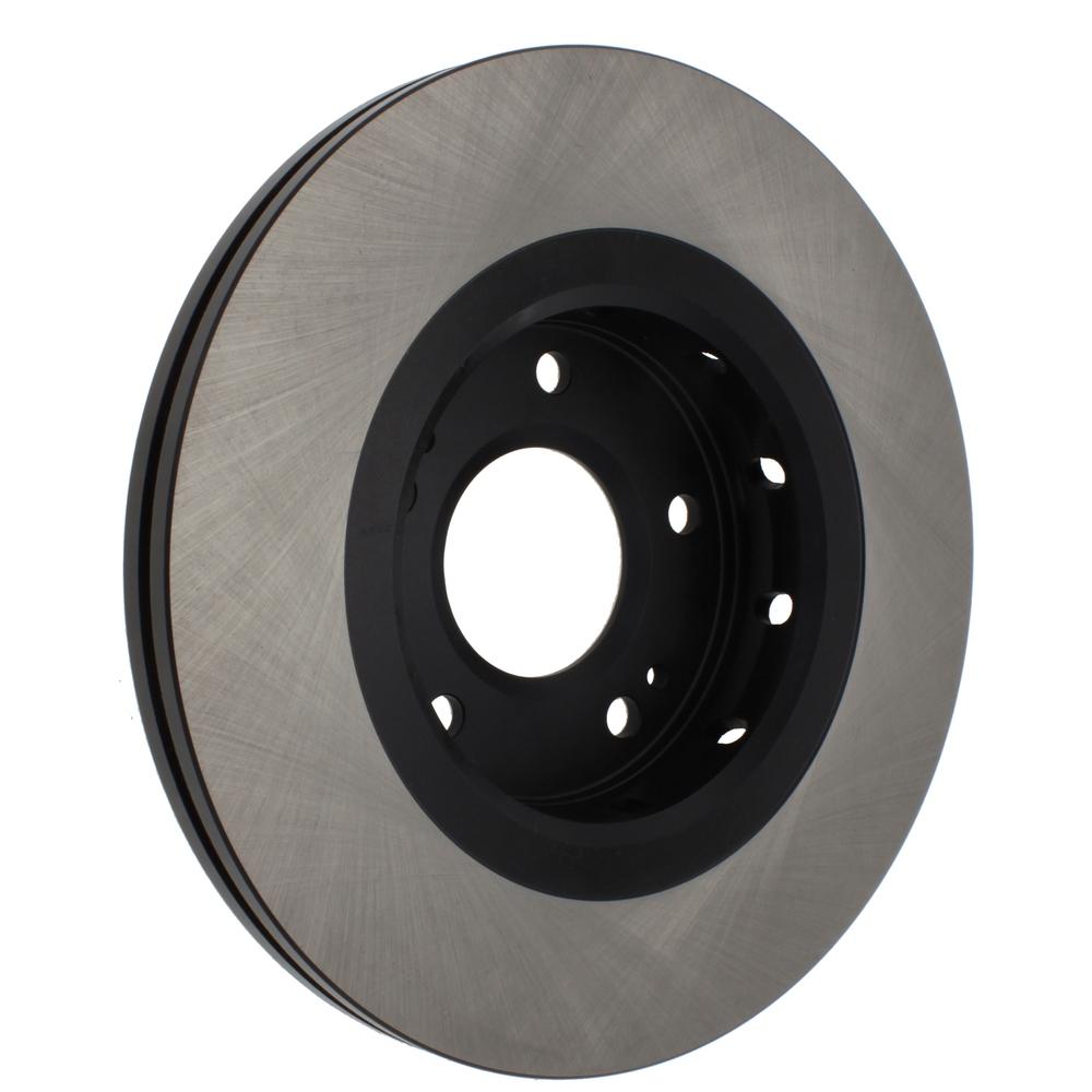 CENTRIC PARTS - Centric Premium Disc Brake Rotors - CEC 120.46078