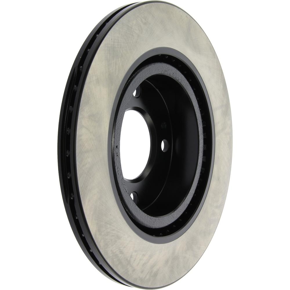 CENTRIC PARTS - Centric Premium Disc Brake Rotors (Front) - CEC 120.46082