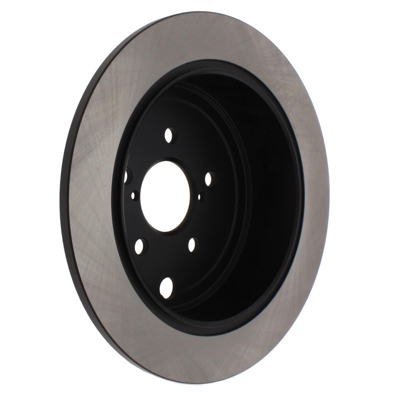 CENTRIC PARTS - Centric Premium Disc Brake Rotors (Rear) - CEC 120.47029