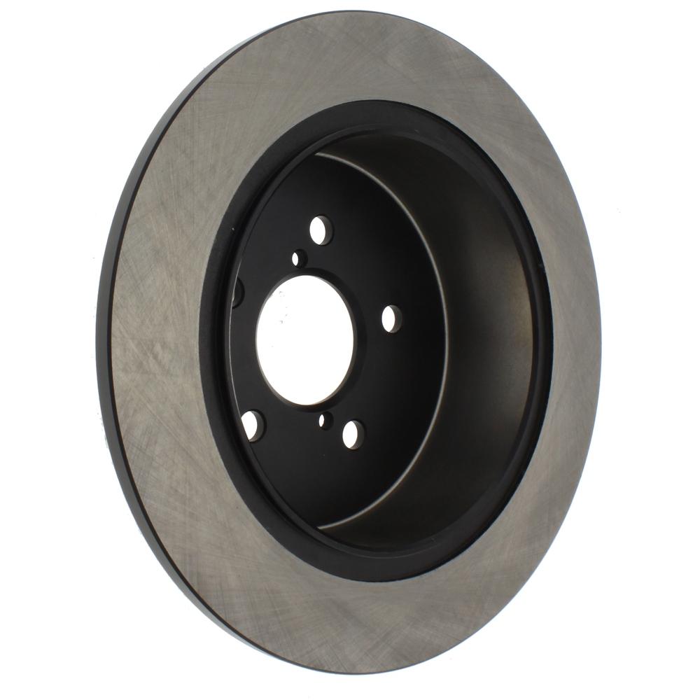 CENTRIC PARTS - Centric Premium Disc Brake Rotors (Rear) - CEC 120.47033