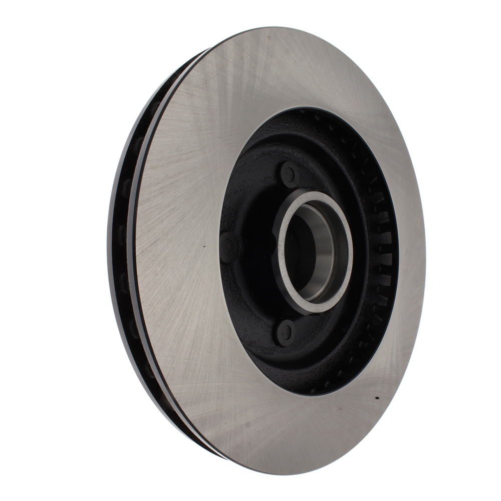 CENTRIC PARTS - Centric Premium Disc Brake Rotors (Front) - CEC 120.61026